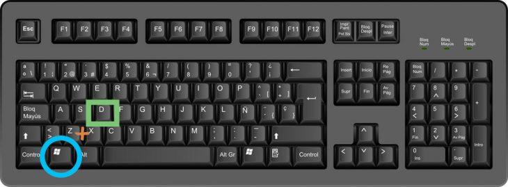 trucos del teclado