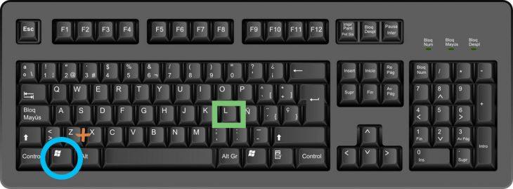 hacks del teclado
