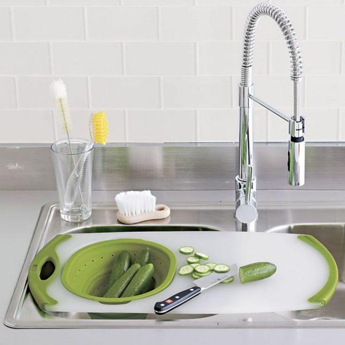 tabla para lavabo