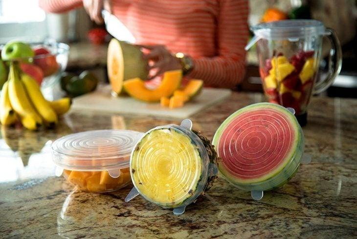 tapa de frutas