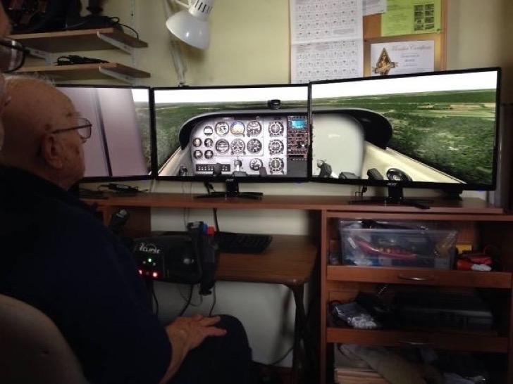 La tecnología y los abuelos