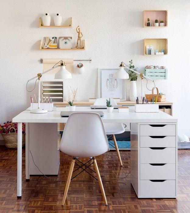 reorganiza tu lugar de trabajo