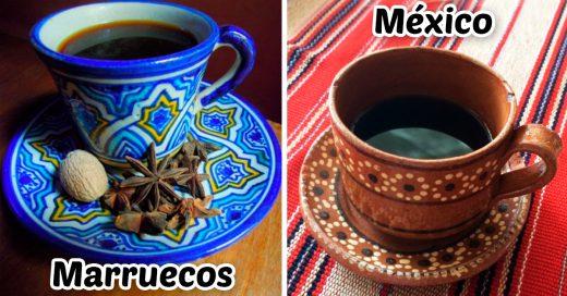 Cover tipos de café alrededor del mundo que tienes que probar