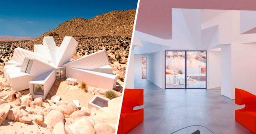 Cover Arquitecto diseña increíble casa con contenedores