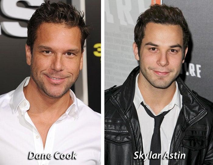 Dane y Skylar
