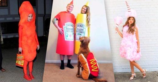 Cover Deliciosos disfraces de comida para usar en Halloween