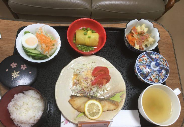 hospital comidas