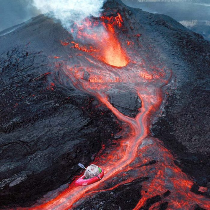 erizo lava