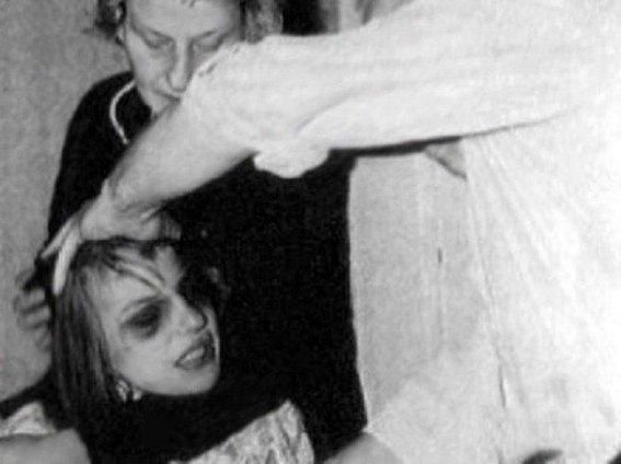 chica exorcismo