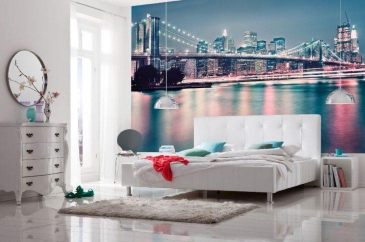 Cálido puente de Brooklyn