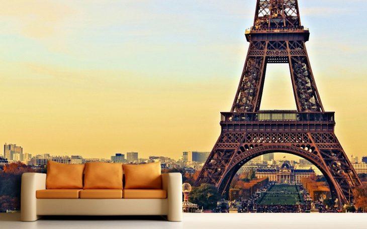 Con vista a la torre Eiffel