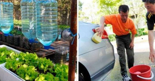 Cover Formas de reutilizar el agua