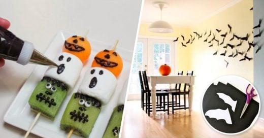 Cover DIY Para Halloween