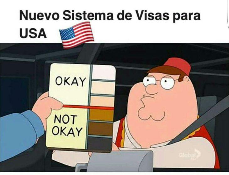 sistema visas