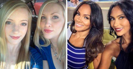 Cover 20 hermosas madres e hijas que parecen hermanas gemelas
