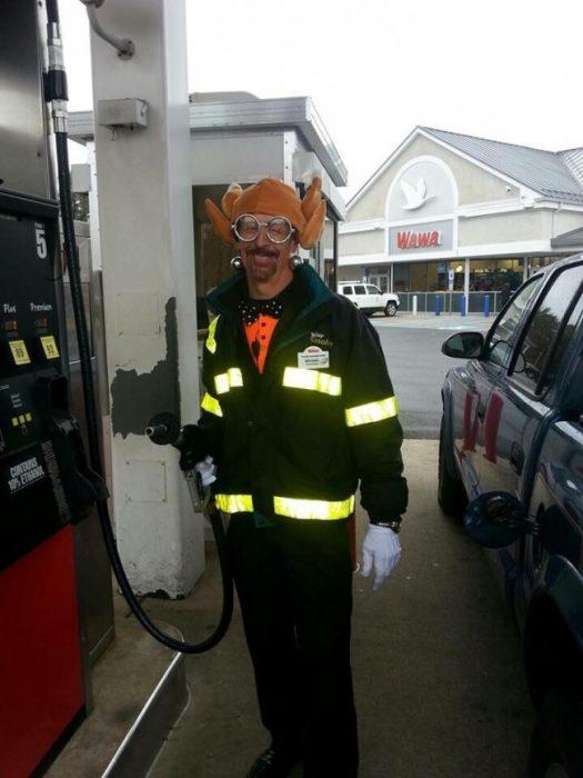 Despachador de gasolinera