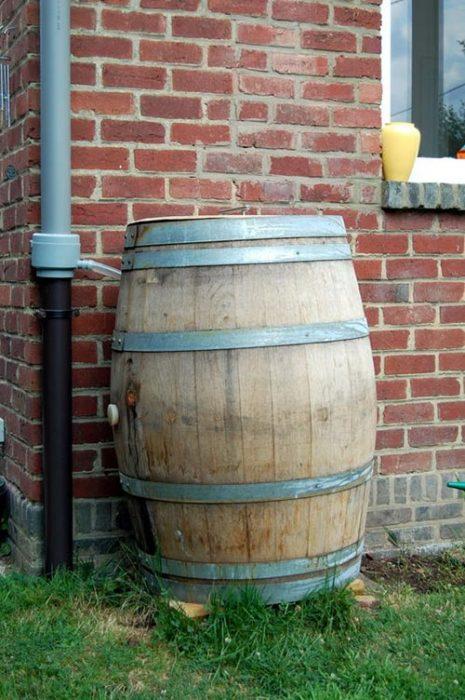 barril contenedor