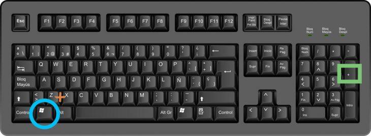trucos con el teclado