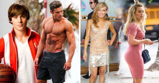 Cover Actores que consiguieron un cuerpazo y se hicieron fitness