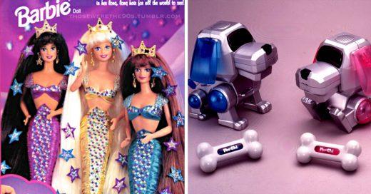 Cover Juguetes con los que toda niña de los 90's soñaba
