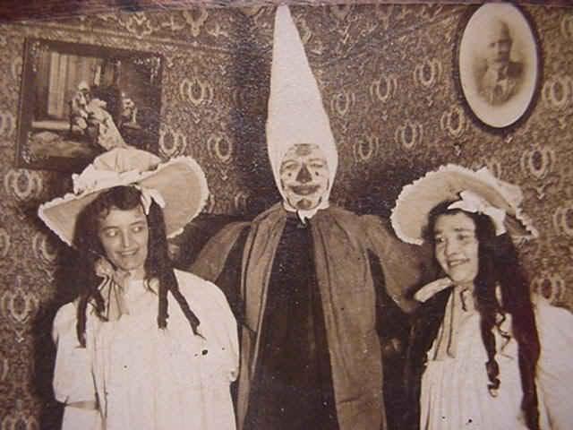 foto halloween rara