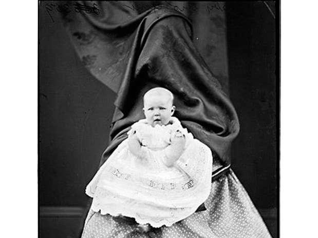 bebe foto rara