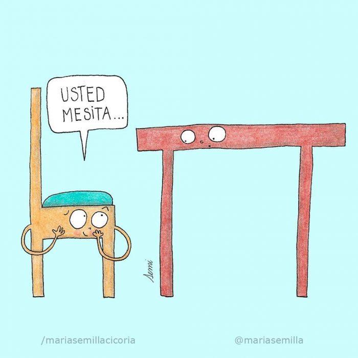 MESITA
