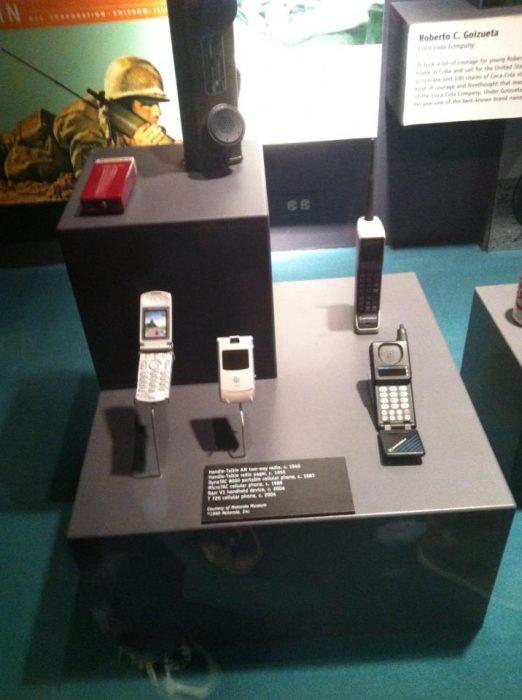museo celulares