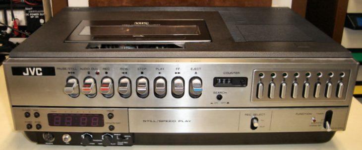grabador vhs