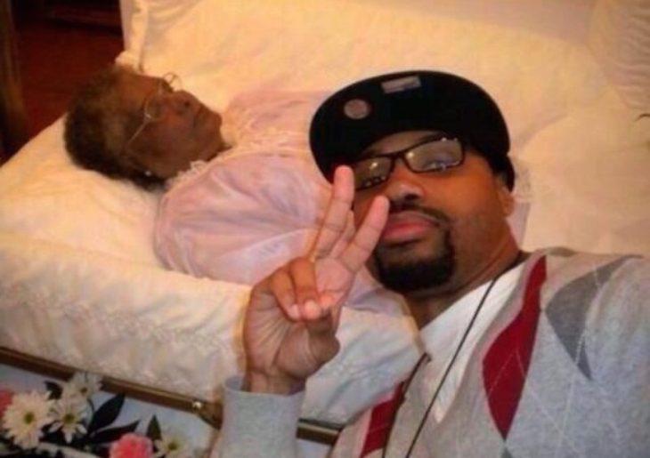 en funeral