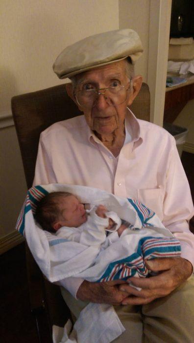 Abuelo y nieto mismo nombre