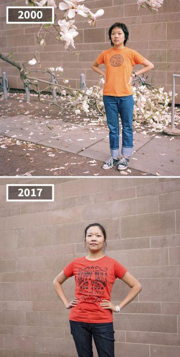 Fotógrafa Josephine fotos amigos generación 2000 2017