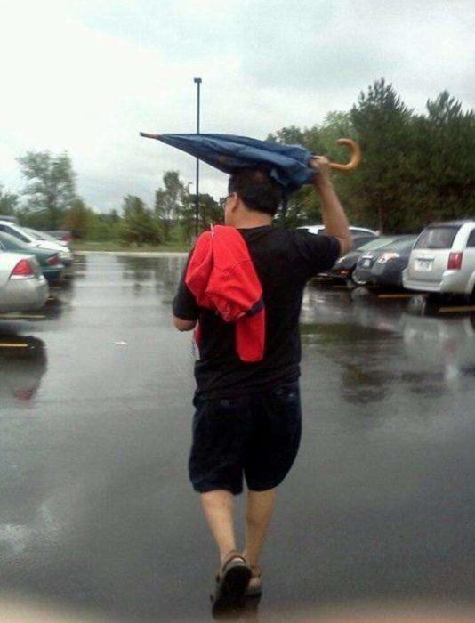 olvidó para que sirve un paraguas