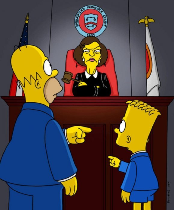 juez duda