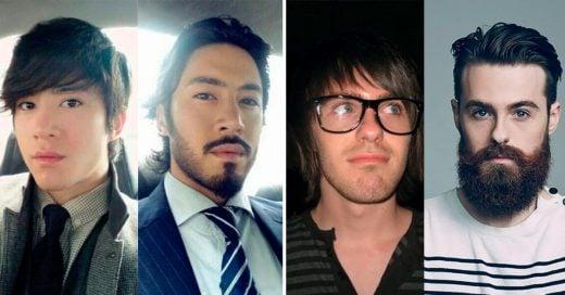 Cover Chicos que se dejaron crecer la barba y lucen increíble