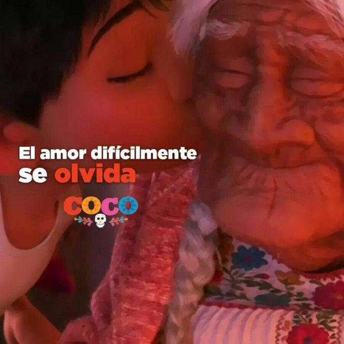 El amor nunca se olvida