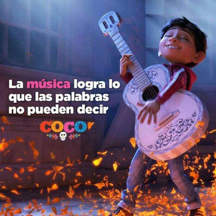 La música es el lenguaje del corazón