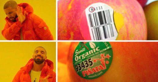 Cover Evita comprar fruta si tiene un adhesivo con este número