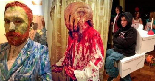 Cover Personas que llevaron los disfraces de Halloween a otro nivel