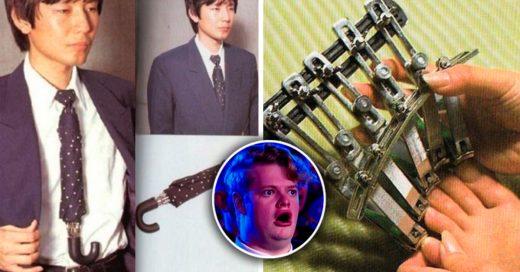 Cover inventos ridículos que solo podían venir de Japón