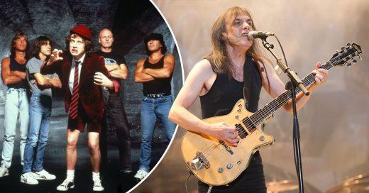 Cover Muere Malcom Young, guitarrista y fundador de la banda AC/DC