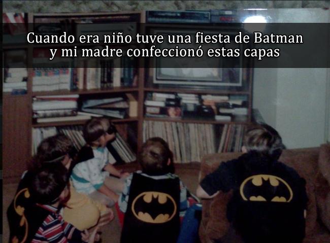 Nos sentimos como verdaderos superheróes