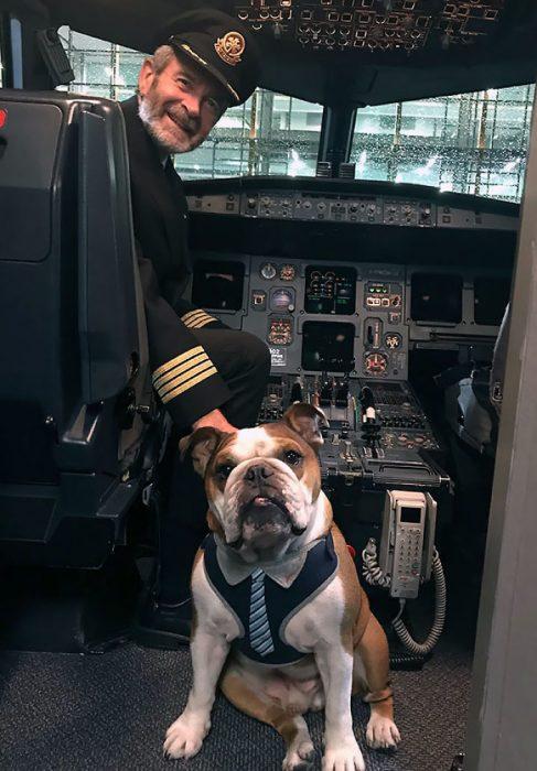 Conoció al capitán