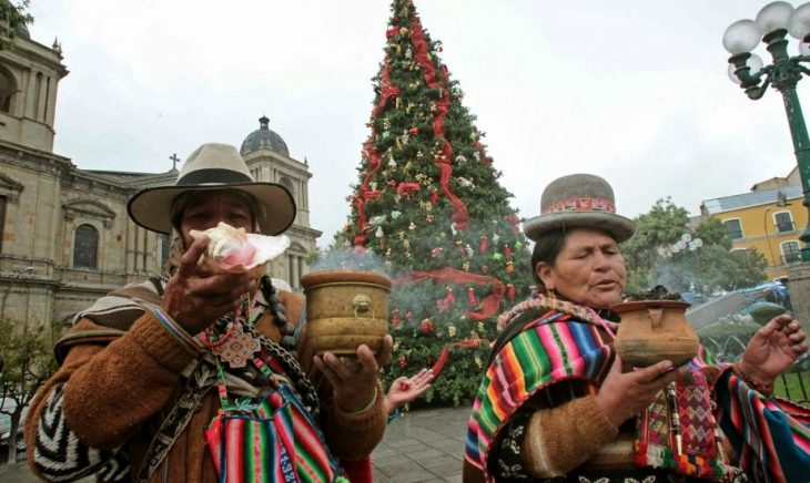 navidad bolivia