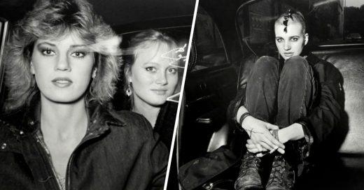 Cover Fotografías que un taxista tomó durante más de 20 años