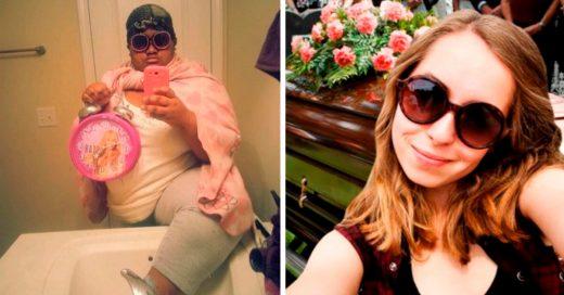 Cover Selfies que nunca debieron ser tomadas