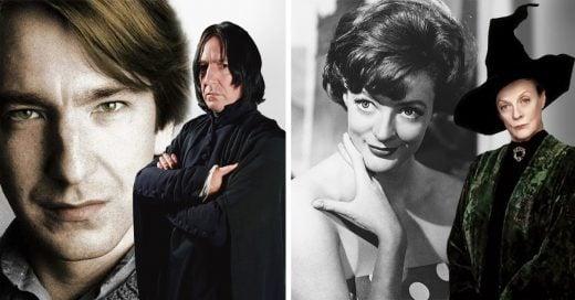 Cover Los profesores de Harry Potter cuando eran jóvenes