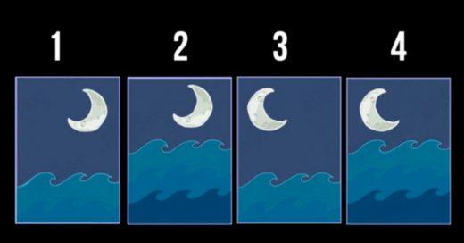Cover El mar y la luna nos dan tranquilidad