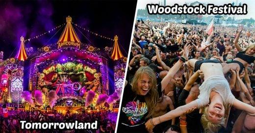 Cover Los 9 mejores festivales de música en todo el mundo