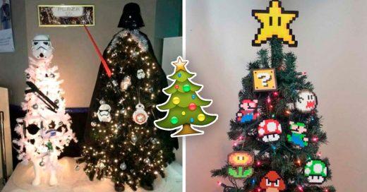 Cover Los 15 arbolitos navideños más divertidos que has visto